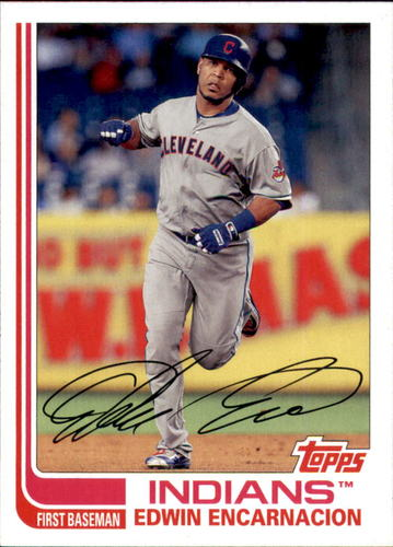 Photo of 2017 Topps Archives #178 Edwin Encarnacion