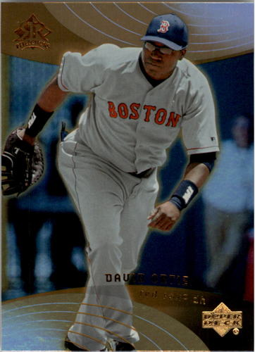 Photo of 2005 Reflections #85 David Ortiz