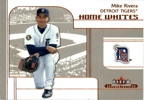 Photo of 2002 Fleer Maximum #223 Mike Rivera RHW