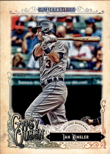 Photo of 2017 Topps Gypsy Queen #273 Ian Kinsler