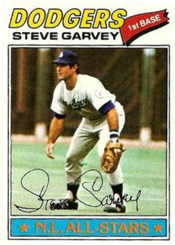 Photo of 1977 Topps #400 Steve Garvey