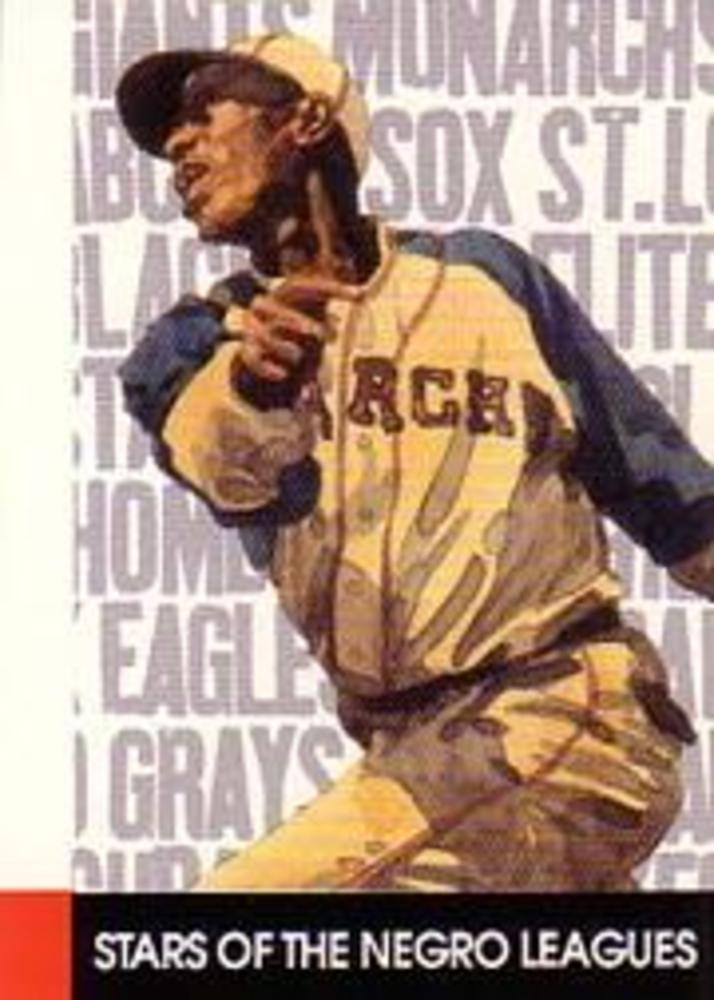 1990 Negro League Stars #1 Title Card