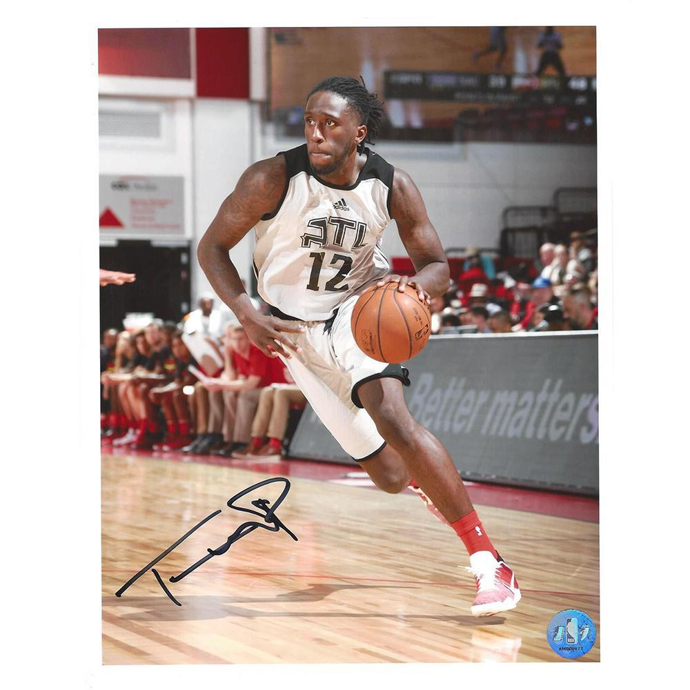 Taurean Prince - Atlanta Hawks - 2016 NBA Draft - Autographed Photo