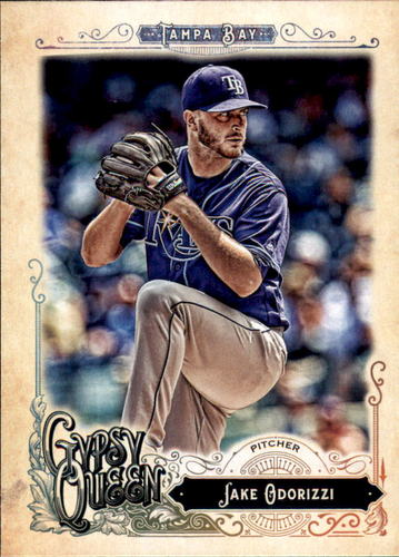 Photo of 2017 Topps Gypsy Queen #274 Jake Odorizzi