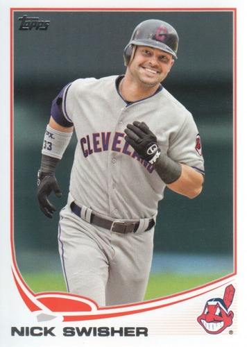 Photo of 2013 Topps #339 Nick Swisher