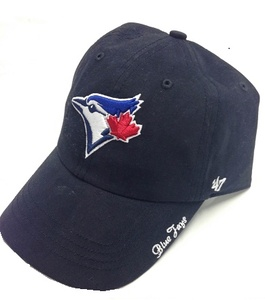 Toronto Blue Jays Woman's Miata Cap Dark Navy by '47 Brand