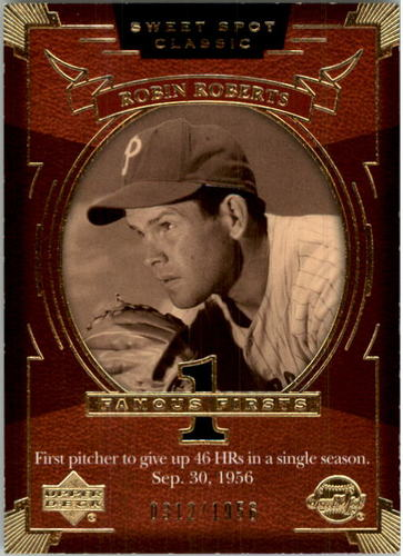 Photo of 2004 Sweet Spot Classic #141 Robin Roberts FF/1956