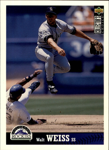 Photo of 1997 Collector's Choice #323 Walt Weiss