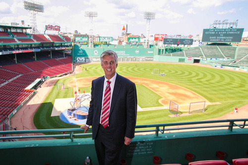 Photo of Red Sox Foundation Picnic In the Park Auction: Eat and Greet with Dave Dombrowski
