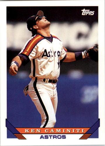Photo of 1993 Topps #448 Ken Caminiti
