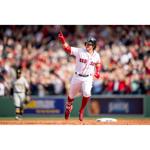Photo of Red Sox Foundation Picnic In the Park Auction: Andrew Benintendi Meet and Greet