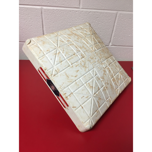 Photo of Game-Used Base: Nationals Team Home Run Record