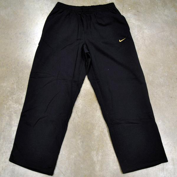 Black Nike Men's Basketball Sweats // Size 3XL