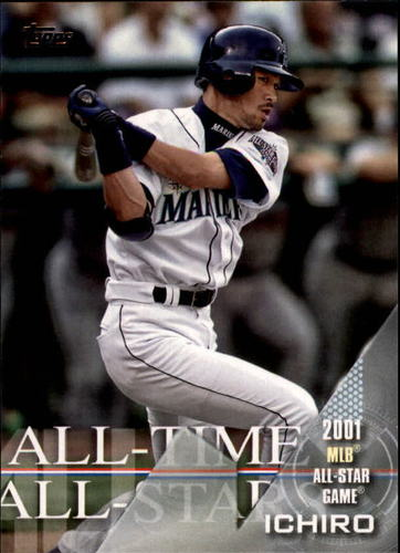 Photo of 2017 Topps All Time All Stars #ATAS32 Ichiro
