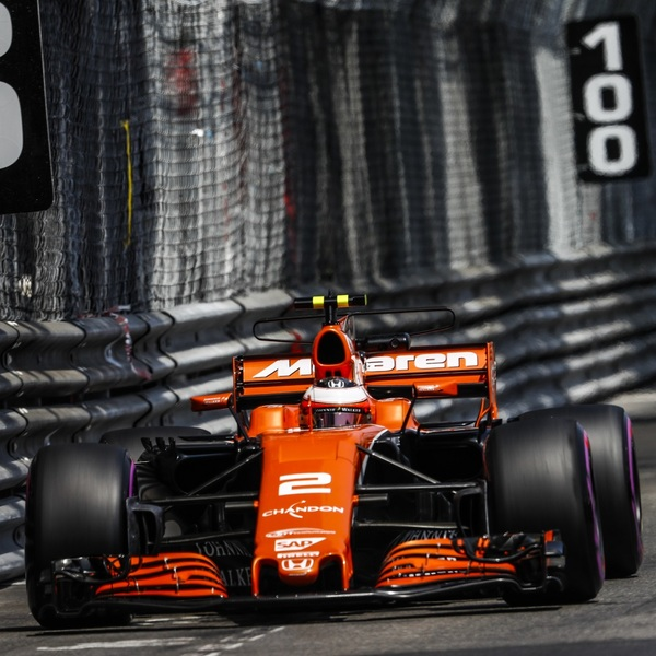 Click to view McLaren-Honda VIP Experience in Austin: Friday Practice Session.