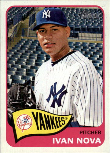Photo of 2014 Topps Heritage #172 Ivan Nova