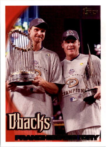 Photo of 2010 Topps #264 Arizona Diamondbacks