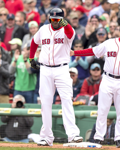 Photo of Red Sox Foundation Picnic In the Park Auction: Ortiz's Final Season Package