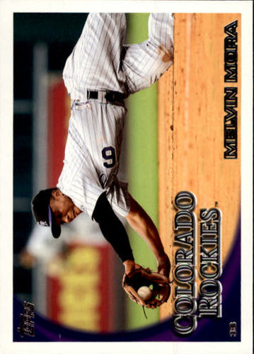 Photo of 2010 Topps Update #US84 Melvin Mora