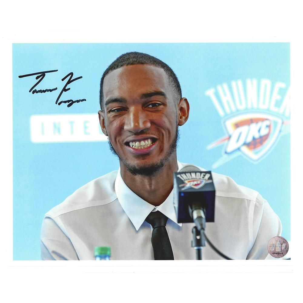 Terrance Ferguson - Oklahoma City Thunder - 2017 NBA Draft - Autographed Photo
