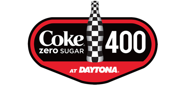 COKE ZERO SUGAR 400 AT DAYTONA® & PHOTO WITH THE 2018 CHAMPION - PACKAGE 1 of 3