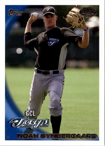 Photo of 2010 Topps Pro Debut #331 Noah Syndergaard