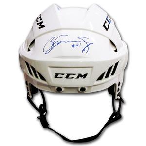 Borje Salming Autograhed CCM Hockey Helmet (Toronto Maple Leafs)