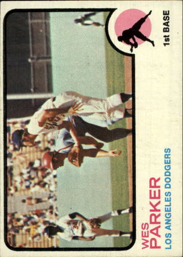 Photo of 1973 Topps #151 Wes Parker