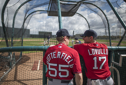 Photo of Red Sox Foundation Picnic In the Park Auction: Torey Lovullo's Out of the Park Hitting Clinic