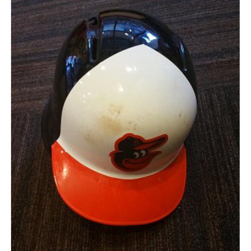 Photo of #19 - Batting Helmet: Team-Issued