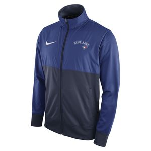 Toronto Blue Jays Full Zip Track Jacket by Nike