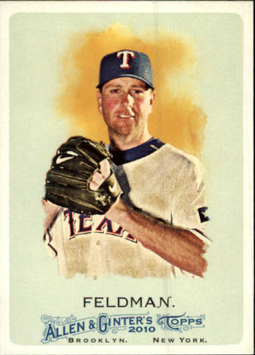 Photo of 2010 Topps Allen and Ginter #259 Scott Feldman