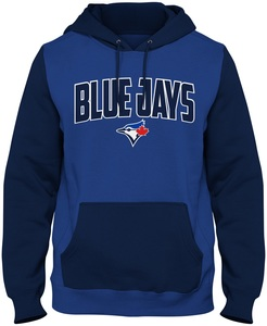 Toronto Blue Jays Fleece Captain Express Hoody by Bulletin
