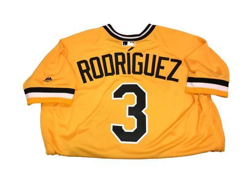 Sean Rodriguez Team-Issued Sunday Alternate Jersey