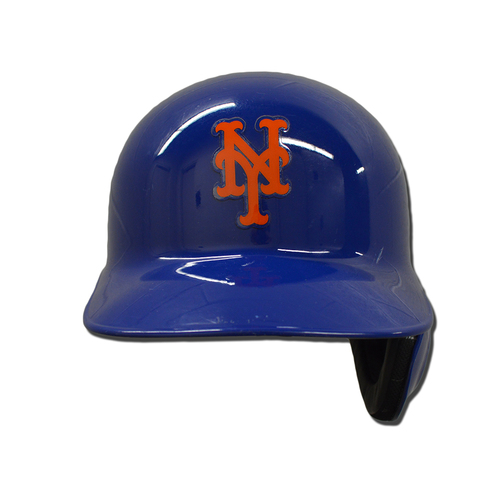 Photo of Jeurys Familia #27 - Game Used Batting Helmet - Mets vs. Braves - 9/26/17