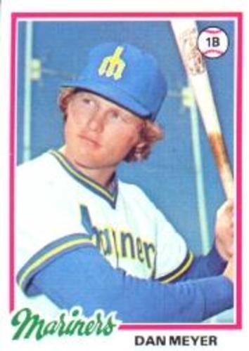 Photo of 1978 Topps #57 Dan Meyer