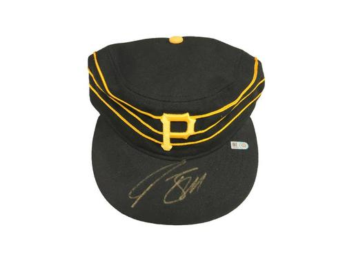 Photo of Josh Bell Autographed Hat