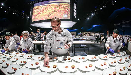 LEXUS ALL-STAR CHEF CLASSIC VIP SKYBOX EXPERIENCE IN LOS ANGELES (THREE MASTERS DI...