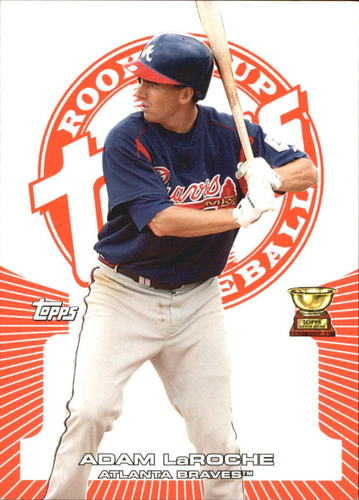Photo of 2005 Topps Rookie Cup Red #141 Adam LaRoche