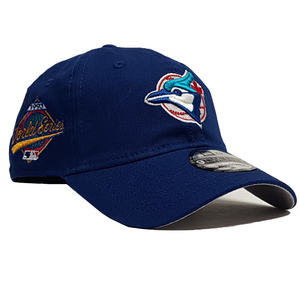 Toronto Blue Jays '93 World Series Side Patch Adjustable Cap by New Era