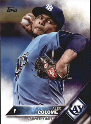 Photo of 2016 Topps Update #US75 Alex Colome