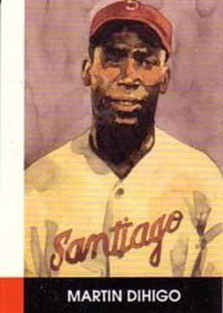 1990 Negro League Stars #23 Martin Dihigo