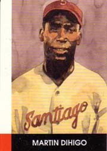 Photo of 1990 Negro League Stars #23 Martin Dihigo