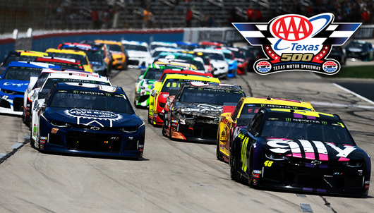 AAA TEXAS 500 NASCAR EXPERIENCE AT TEXAS MOTOR SPEEDWAY - PACKAGE 1 of 7