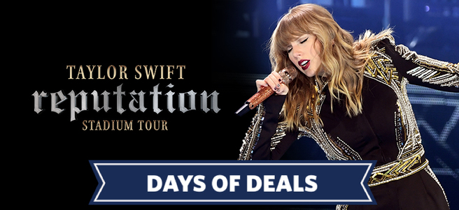 TAYLOR SWIFT VIP CONCERT EXPERIENCE IN BOSTON - JULY 28 - PACKAGE 1 of 3