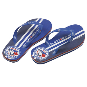 Toronto Blue Jays Youth Flip Flops Royal by Gertex