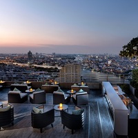 Photo of Helipad Dining Experience at Millennium Hilton Bangkok - click to expand.