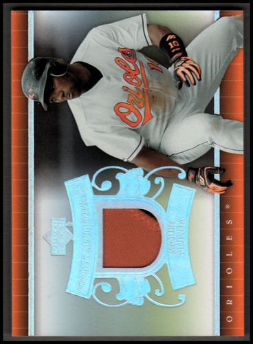Photo of 2007 Upper Deck UD Game Patch #MT Miguel Tejada