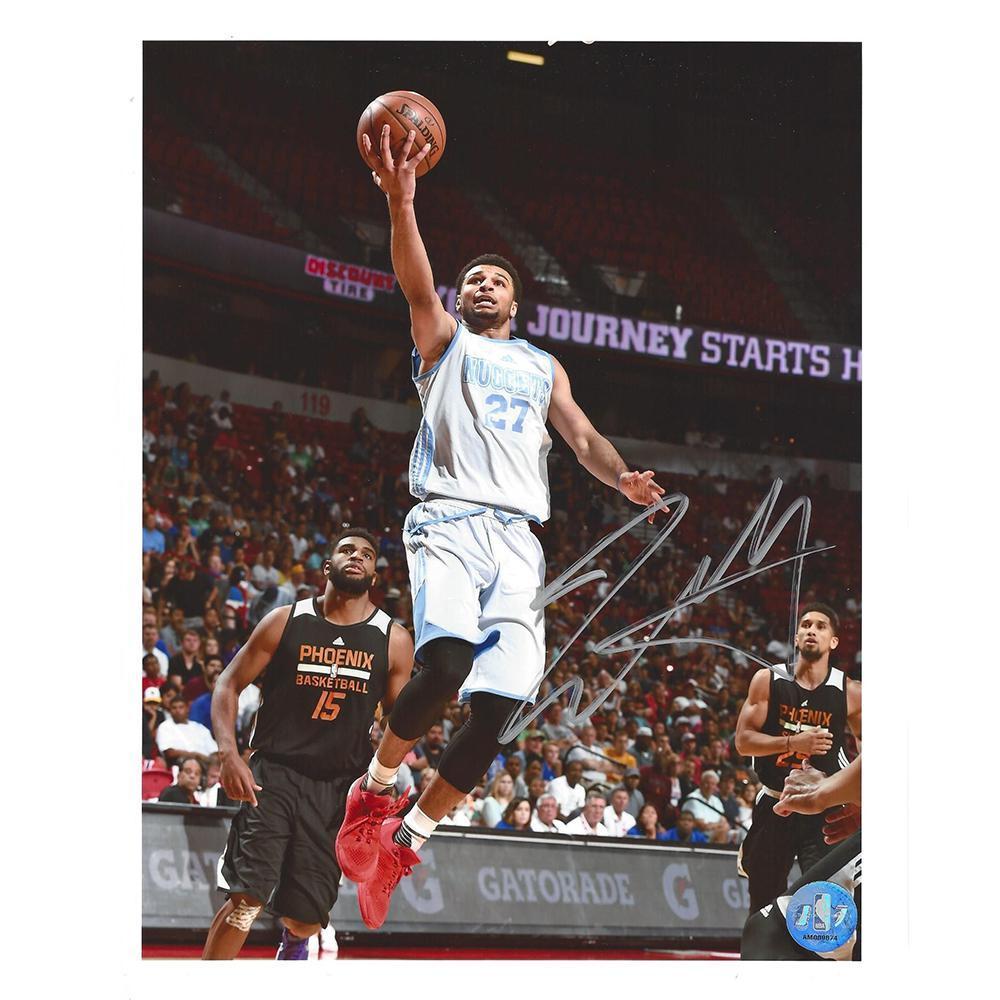 Jamal Murray - Denver Nuggets - 2016 NBA Draft - Autographed Photo