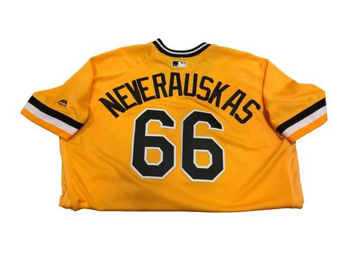 Dovydas Neverauskas Team-Issued Sunday Alternate Jersey